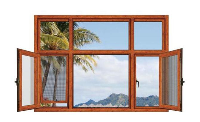鞍山铝包木门窗